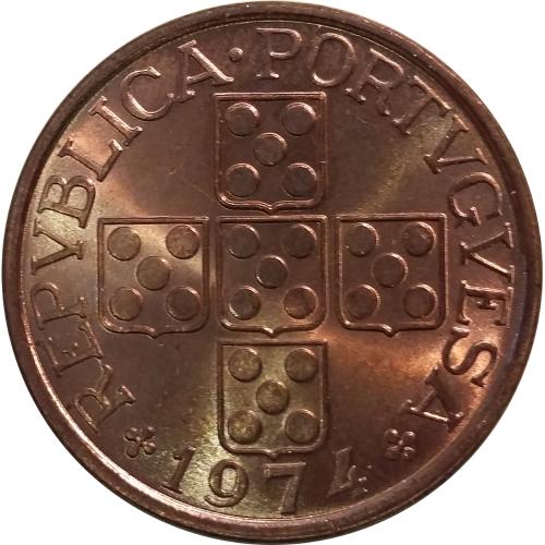 1 Escudo 1974