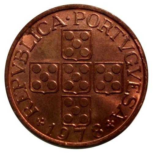 1 Escudo 1978