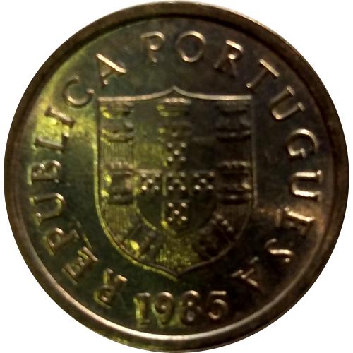 1 Escudo 1985