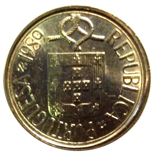 1 Escudo 1989