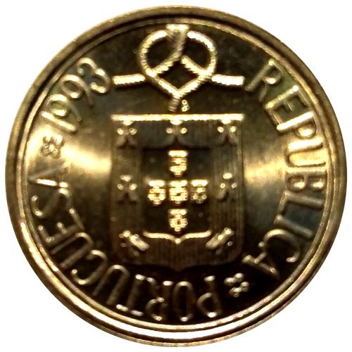 1 Escudo 1993