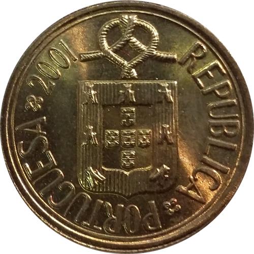 1 Escudo 2000