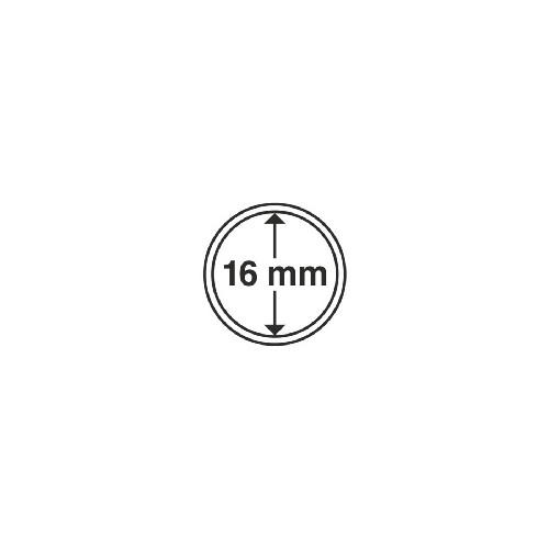 Cápsulas 16 mm