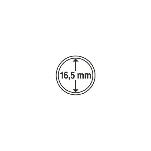 Cápsulas 16.5 mm