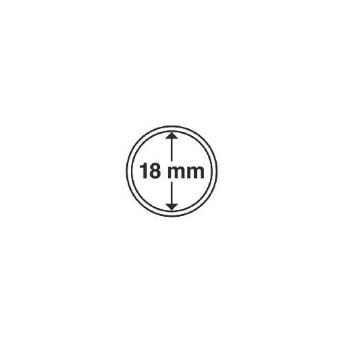 Cápsulas 18 mm