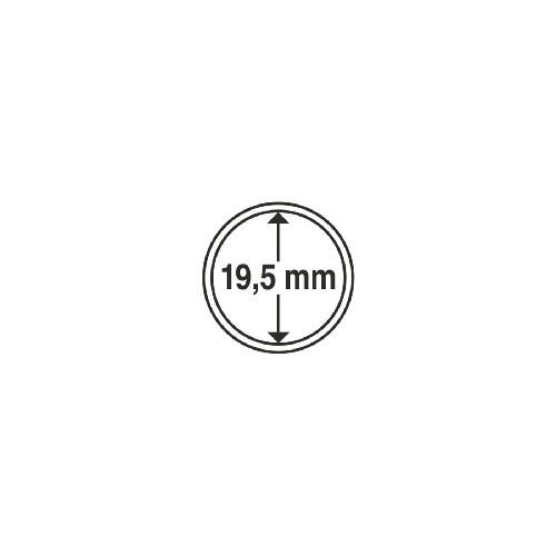 Cápsulas 19.5 mm