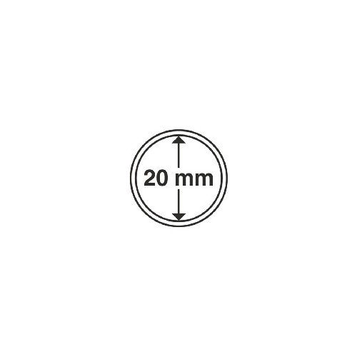 Cápsulas 20 mm