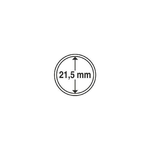 Cápsulas 21.5 mm