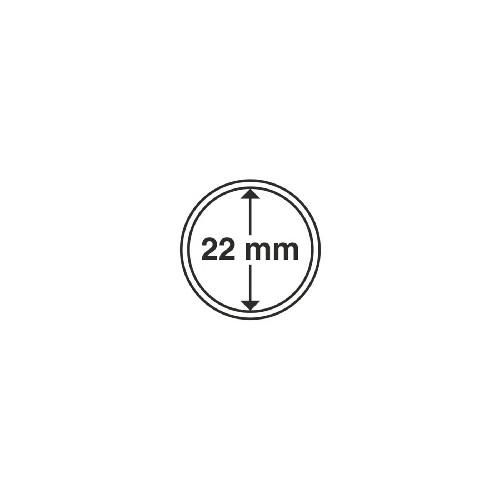 Cápsulas 22 mm