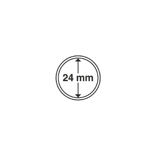 Cápsulas 24 mm