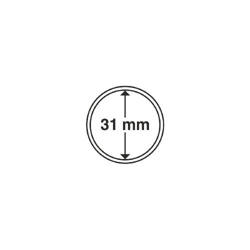Cápsulas 31 mm