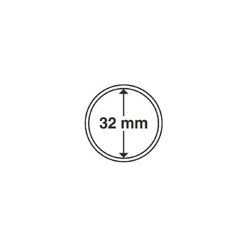Cápsulas 32 mm