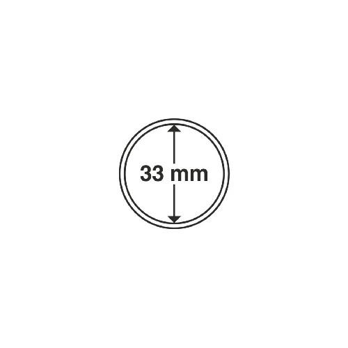 Cápsulas 33 mm