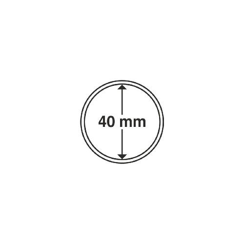 Cápsulas 40 mm