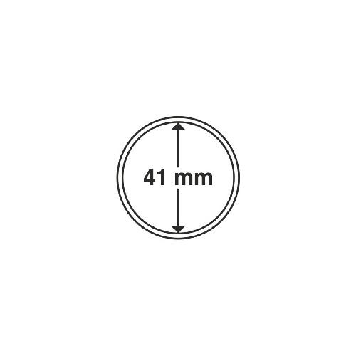 Cápsulas 41 mm