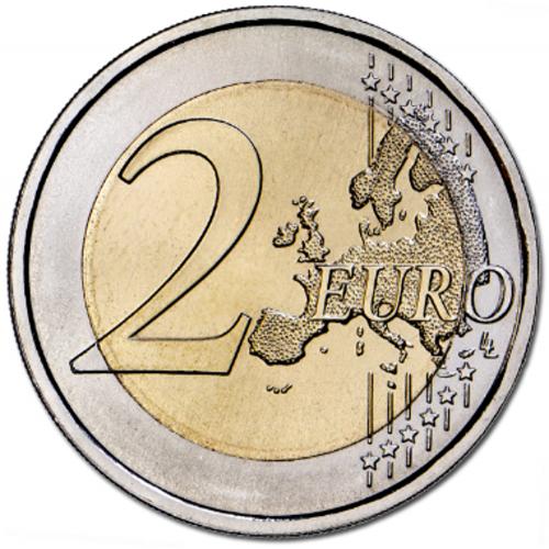 Portugal 2€ Cruz Vermelha