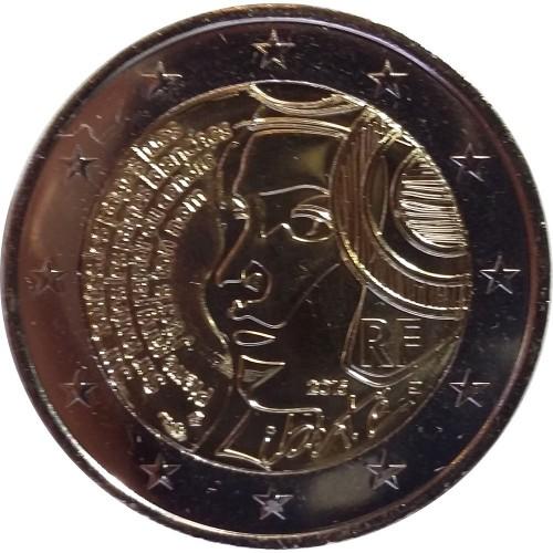 França 2€ 2015 Festa da Federação