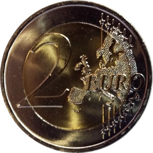 Finlândia 2€ 2015 (Jean Sibelius)