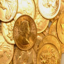 Libras em Ouro