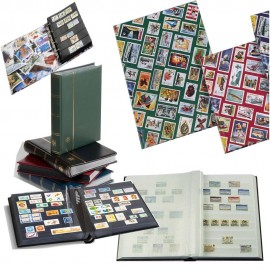 Stamps Stockbook´s