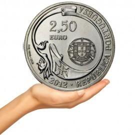 Moedas de 2.50€