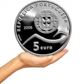 Moedas Comemorativas de 5€