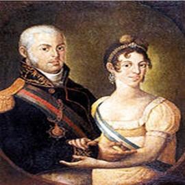D. Maria I & Pedro III (1777/1786)