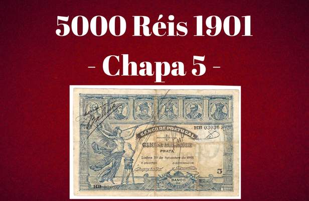 Cinco Mil Réis (20/09/1901)