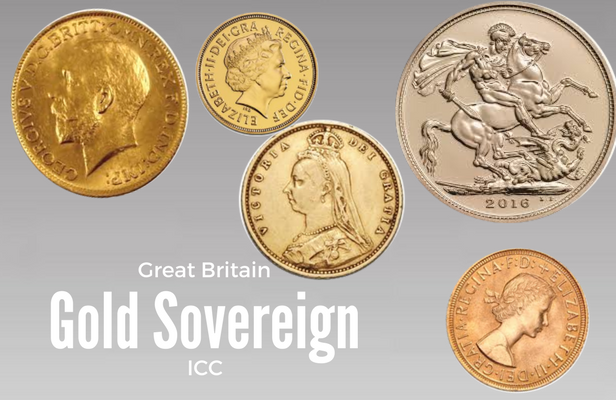 UK Gold Sovereign